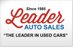 Leader Auto Sales Logo